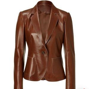 Genuine leather coat / jacket